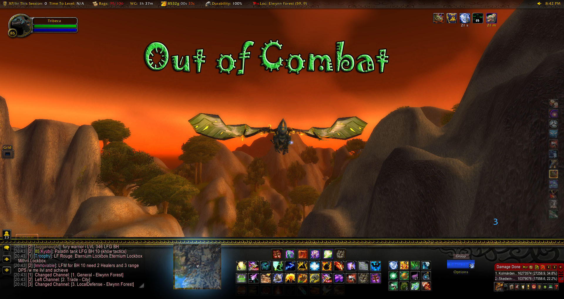how to build a wow ui